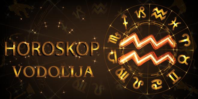 Дневни хороскоп — Водолија