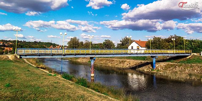 Плави мост у Kотлујевцу