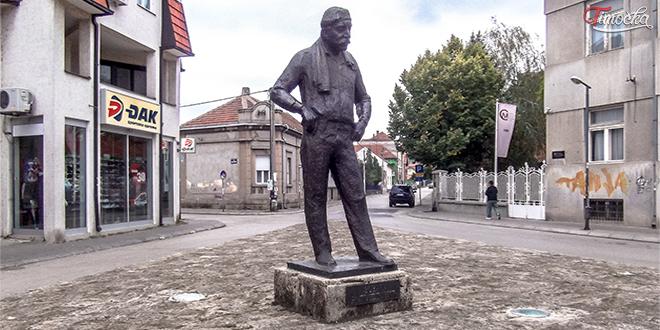 Spomenik Zoranu Radmiloviću