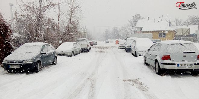 A.D. Žitopromet Zaječar — Parking