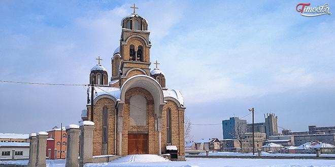 Црква Вазнесења Господњег — Снег