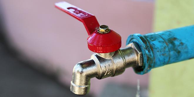 Slavina za vodu