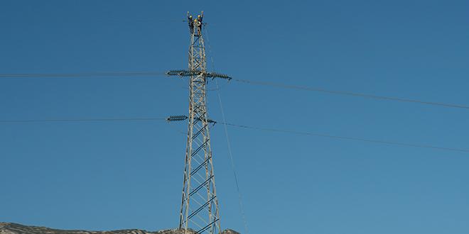 Toranj — Struja