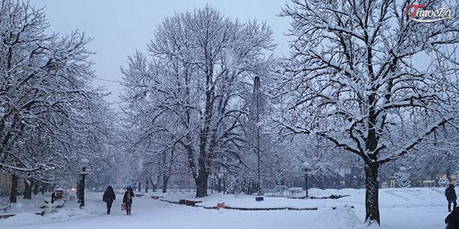 Zaječar — Centar — Sneg