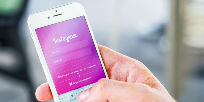 iPhone — Instagram