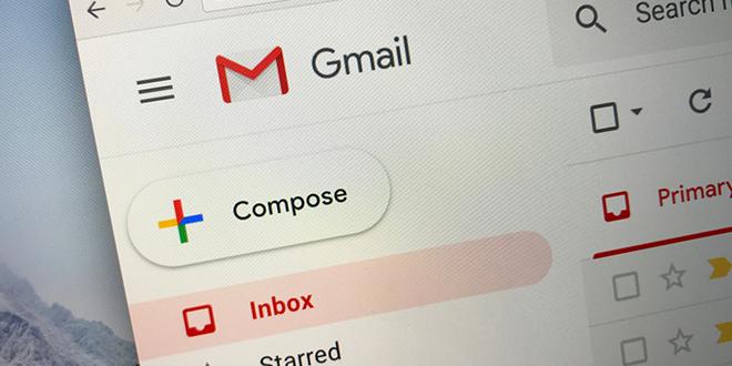 Gmail — Screenshot