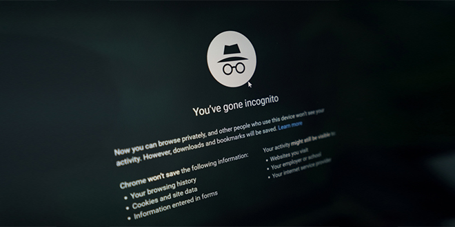 Google Chrome (Incognito Mode)