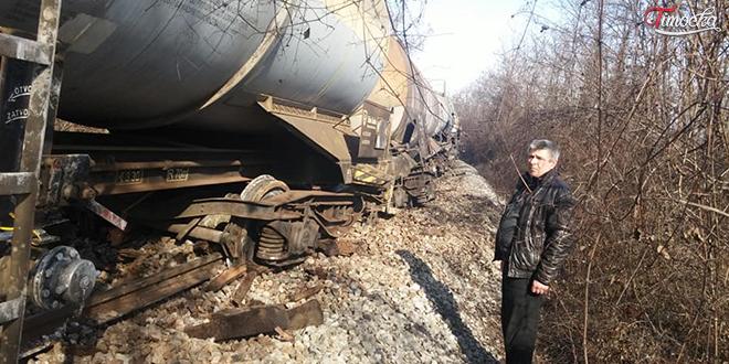 Meštani Jasenovika najavljuju blokadu pruge i traže da se cisterne više ne prevoze