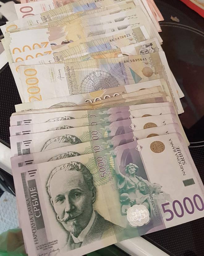 Novac za malog Bogdana Gicovića