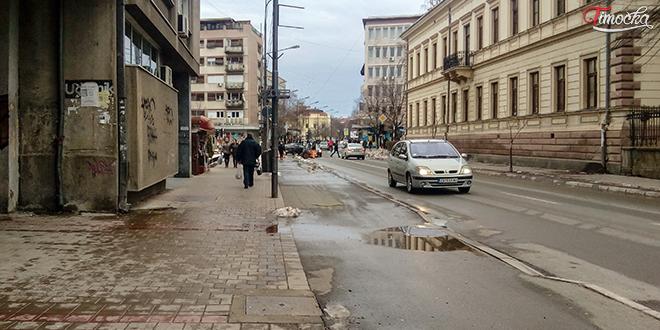 Улица Николе Пашића