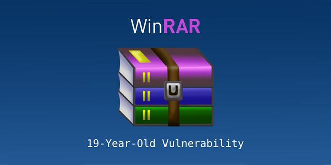 WinRAR 19-Year-Old Vulnerability
