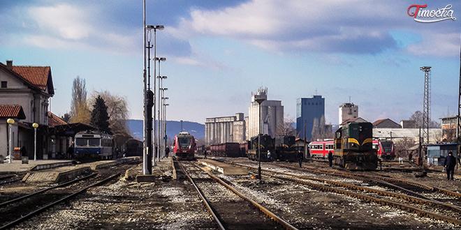 Železnička stanica Zaječar