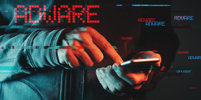 Adware — Мобилни телефон