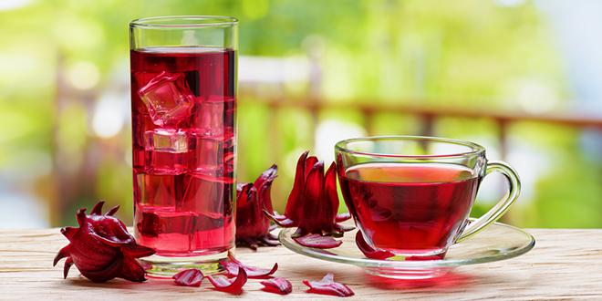 Čaj od hibiskusa