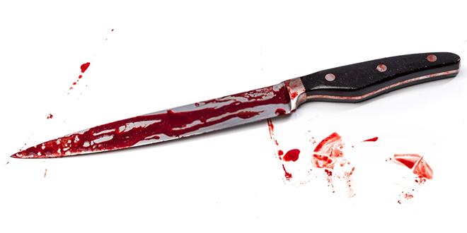 Krvav nož