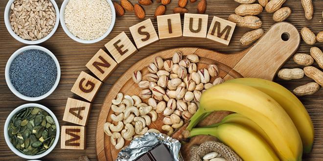 Магнезијум, намирнице које садрже магнезијум