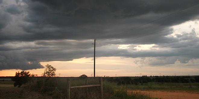 Oluja, oblačno vreme