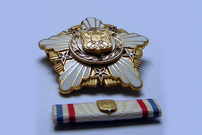 Orden zasluga za Saveznu Republiku Jugoslaviju