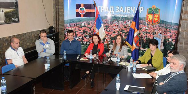 Pres-konferencija povodom studijskog putovanja u Sloveniju