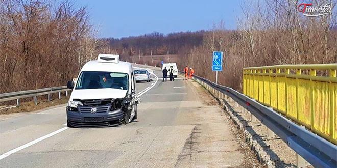 Saobraćajna nesreća na putu Zaječar–Negotin
