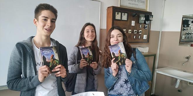 """Ученици зајечарске Гимназије учествовали у активности """"ГимЗа код"""""""