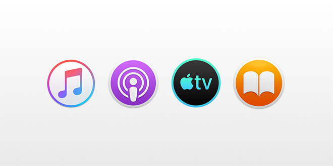 Apple — Music, Podcasts, TV and Books