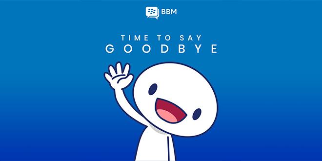 BlackBerry Messenger odlazi u penziju