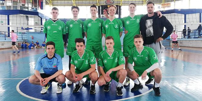 Гимназија Зајечар — Међуокружно првенство у одбојци у Прокупљу