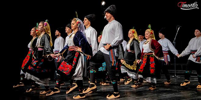 """Gradski folkorni ansambl """"Zora"""""""