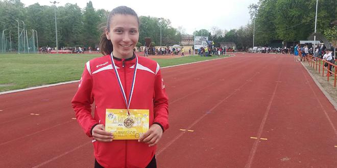 Iva Maletić — Atletika