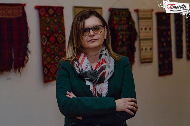 """Даница Ђокић — етнолог и аутор изложбе """"Седам миленијума трајања"""""""