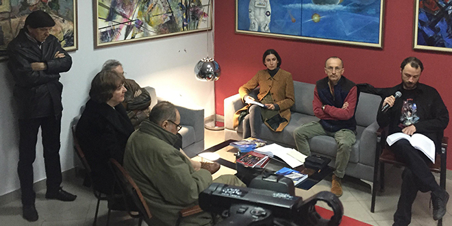 Klub Kulture u Centru za kulturu u Kotlujevcu