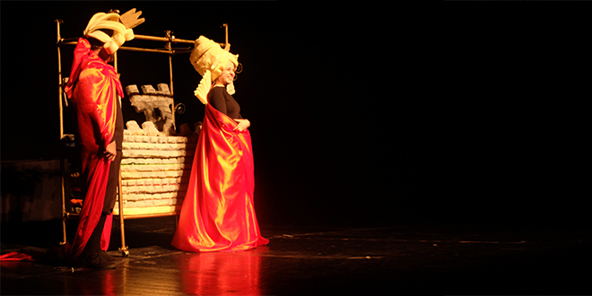 """Predstava """"Princeza na zrnu graška"""""""