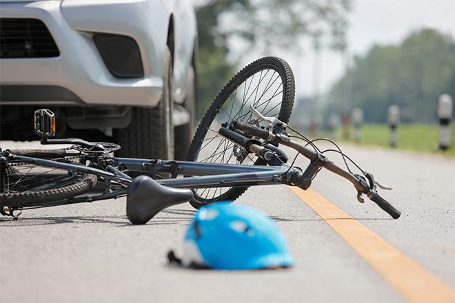 Саобраћајка — Бицикл
