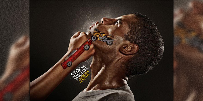 Stop the Violence, Overtake with care