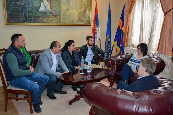 Svetski dan Roma: Prijem za predstavnike romske nacionalnosti
