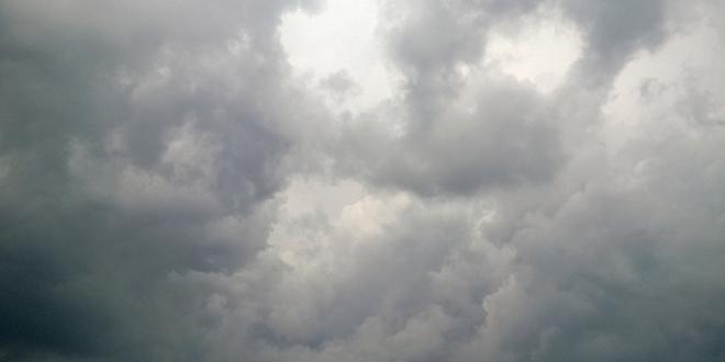 Tamni oblaci — Oblačno vreme