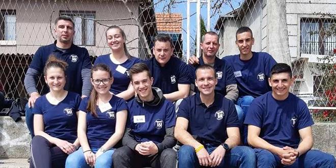 Učenici Tehničke škole Zaječar