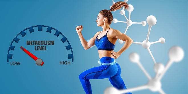 Žena trči kako bi ubrzala metabolizam