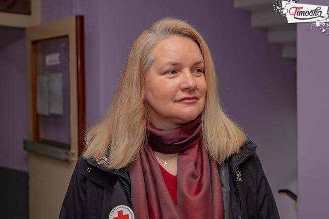 Dragana Petrović — psiholog u Gimnaziji i član UO Crvenog krsta u Zaječaru