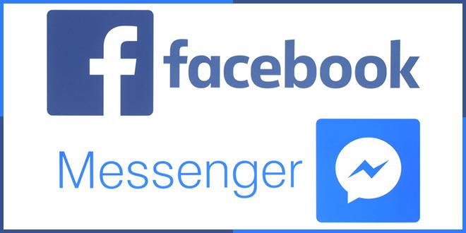 Facebook i Facebook Messenger — Logo