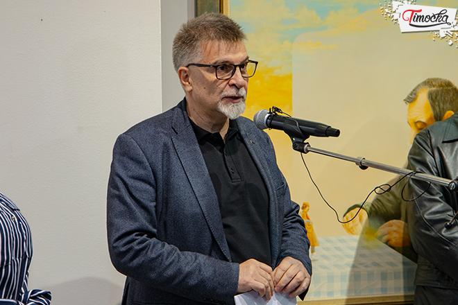 Vladimir Đuričić — direktor zaječarskog teatra