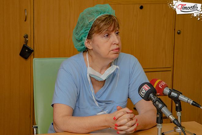 Dragana Sotirović — anesteziolog ZC Zaječar