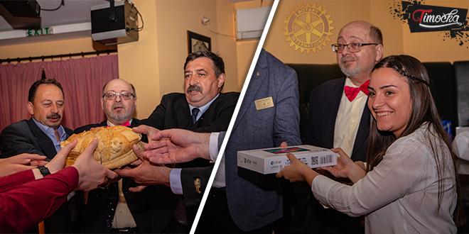 Rotari klub Zaječar obeležio slavu i nagradio najbolje učenike