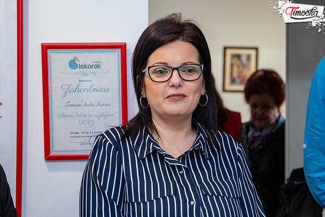 Марина Милић — заменица градоначелника Зајечара