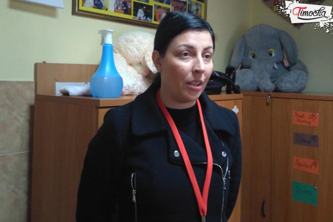 Irena Mladenović — stručni savetnik Crvenog krsta Zaječar