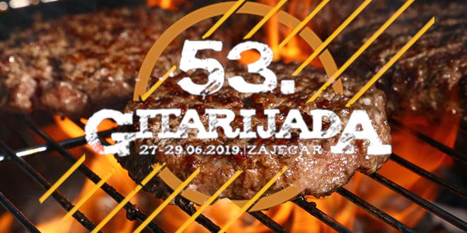 53. Gitarijada u Zaječaru — Licitacija za prodaju hrane