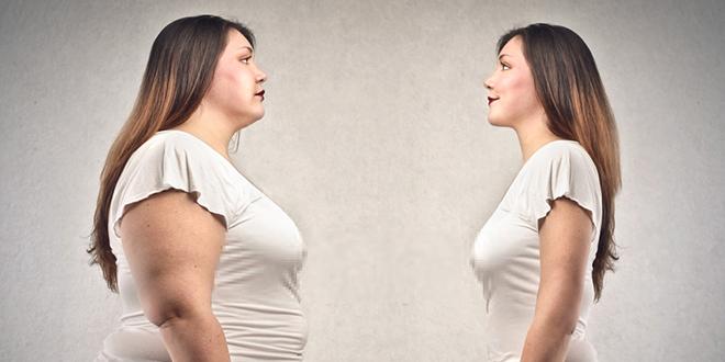 Дебела и мршава верзија девојке