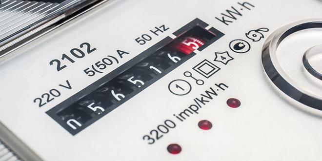 Електрично бројило, струјомер