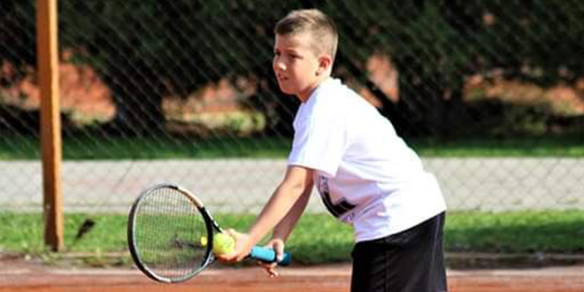 Janko Mladenović — Letnje prvenstvo Istočne Srbije u tenisu